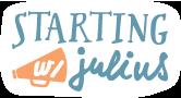 Starting With Julius
