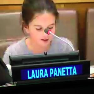 Laura UN pic
